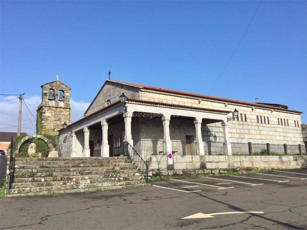 parroquia de san andrian cambados