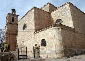 parroquia de san antolin martir nava de roa
