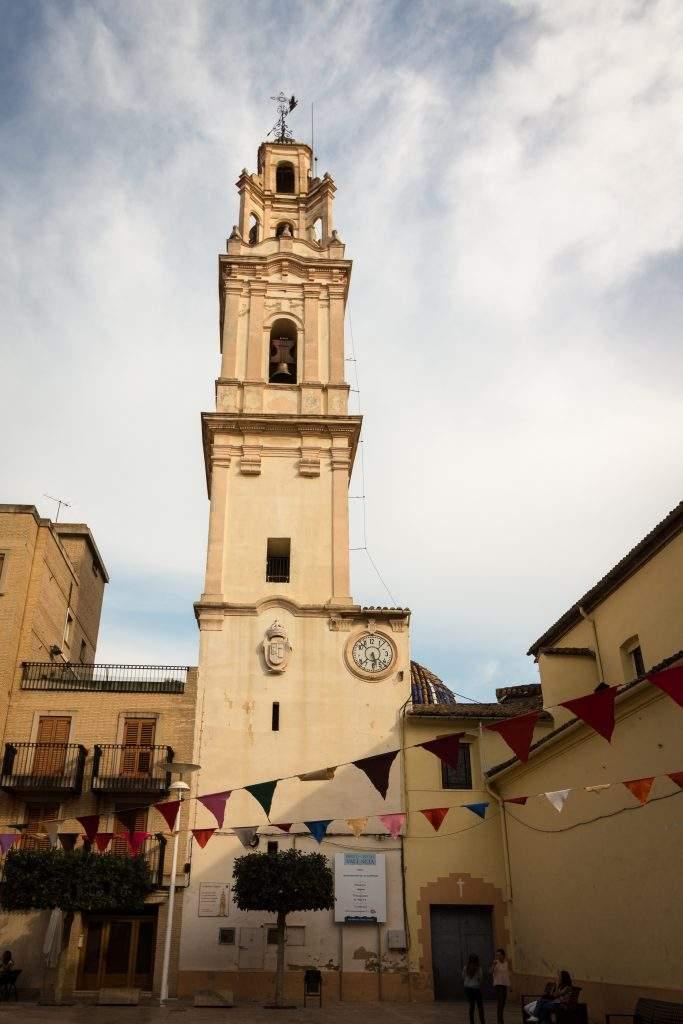 parroquia de san antonio abad alginet