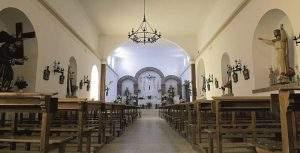parroquia de san antonio abad cuevas del becerro