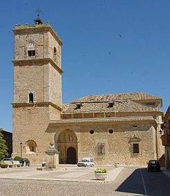Parroquia de San Antonio Abad (El Toboso)