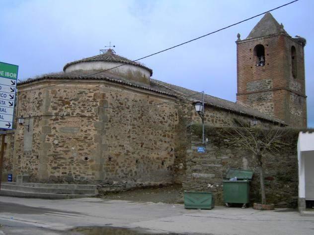 parroquia de san antonio abad fresnedoso de ibor