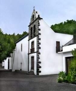 Parroquia de San Antonio Abad (Fuencaliente)