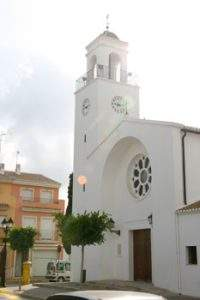 parroquia de san antonio abad san antonio de benageber