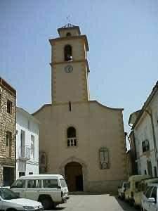 parroquia de san antonio de abad quesa