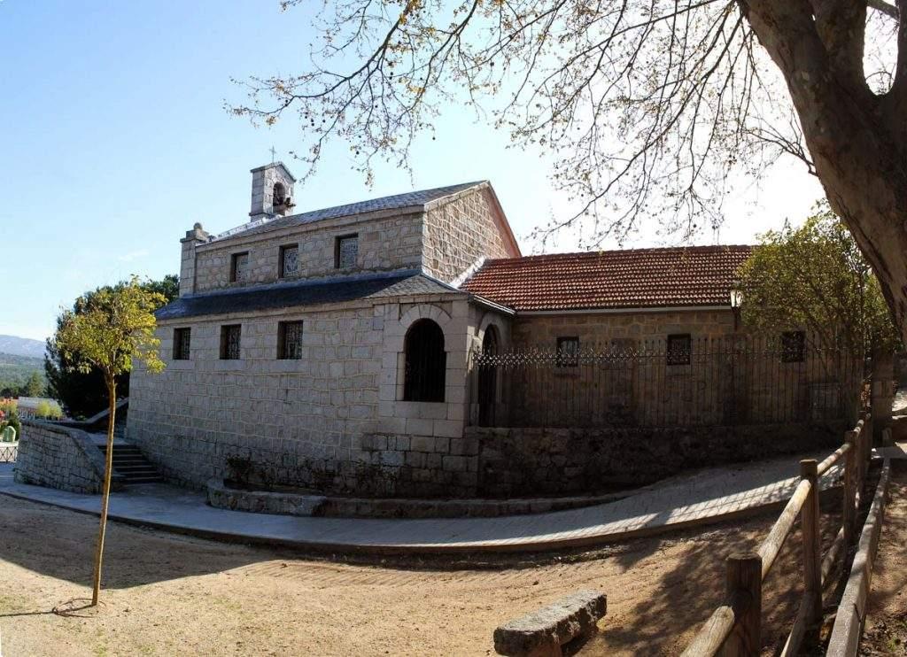 parroquia de san antonio de la navata la navata