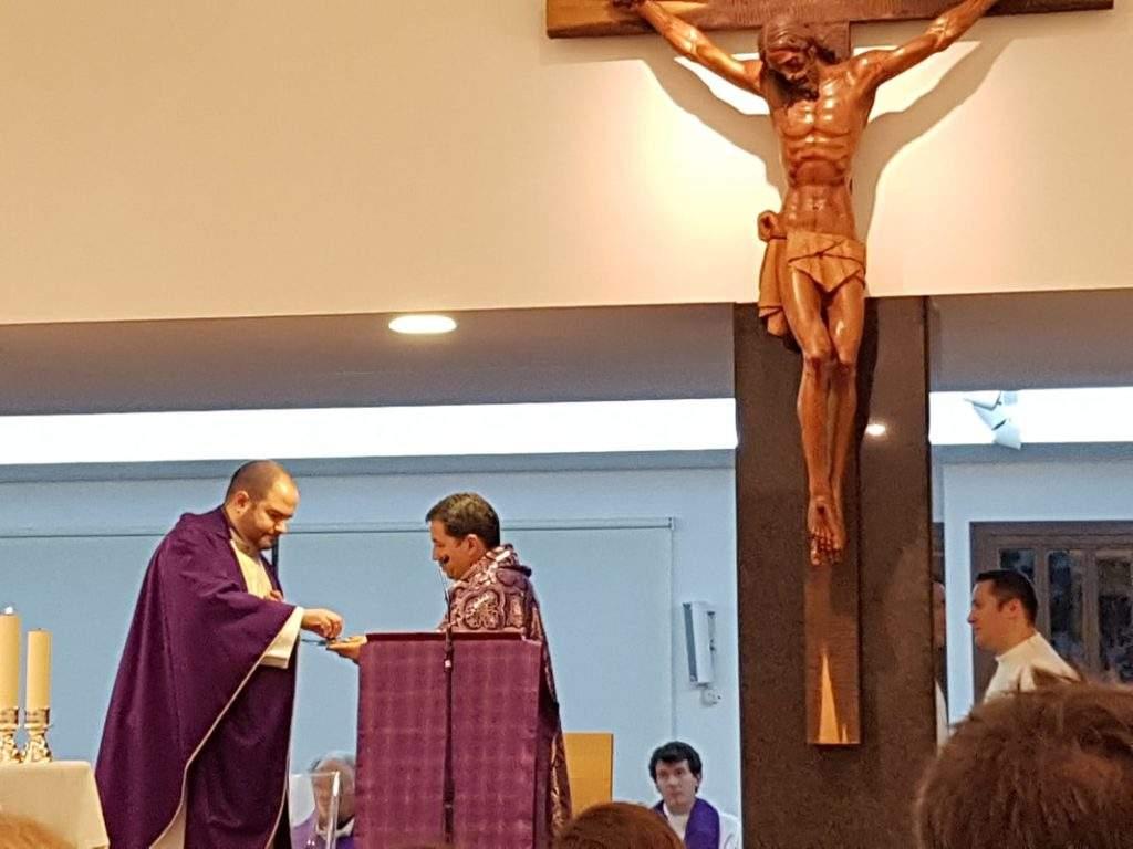 parroquia de san antonio de las carcavas y valdebebas madrid