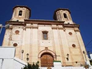 parroquia de san antonio de padua alpandeire