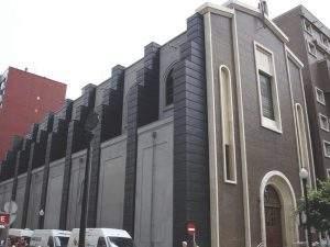 Parroquia de San Antonio de Padua (Capuchinos) (Gijón)