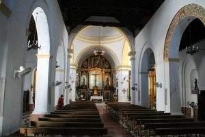 parroquia de san antonio de padua frigiliana