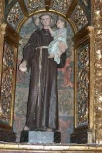 parroquia de san antonio de padua puente la reina de jaca