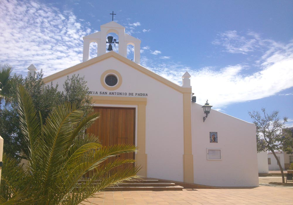 parroquia de san antonio de padua punta del moral