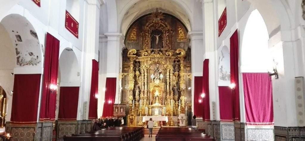 parroquia de san antonio de padua sevilla