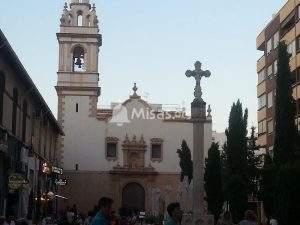 Parroquia de San Antonio de Padua (Siervos de María) (Dénia)