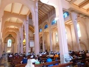 parroquia de san antonio franciscanos bilbao