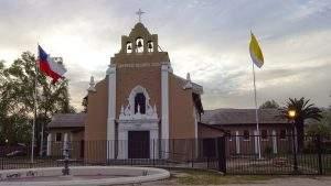 parroquia de san antonio la calera