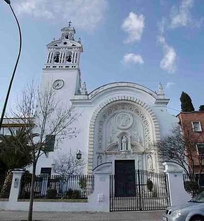 parroquia de san antonio maria claret sevilla