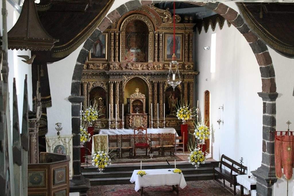 parroquia de san antonio san jose de brena baja