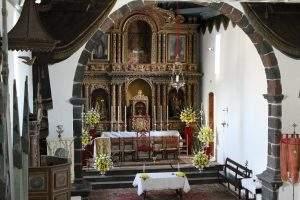 Parroquia de San Antonio (San José de Breña Baja)