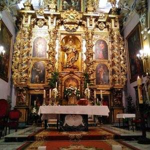 parroquia de san bartolome agullent