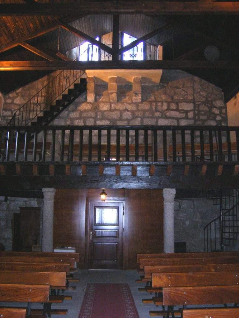 parroquia de san bartolome apostol fresnedillas de la oliva