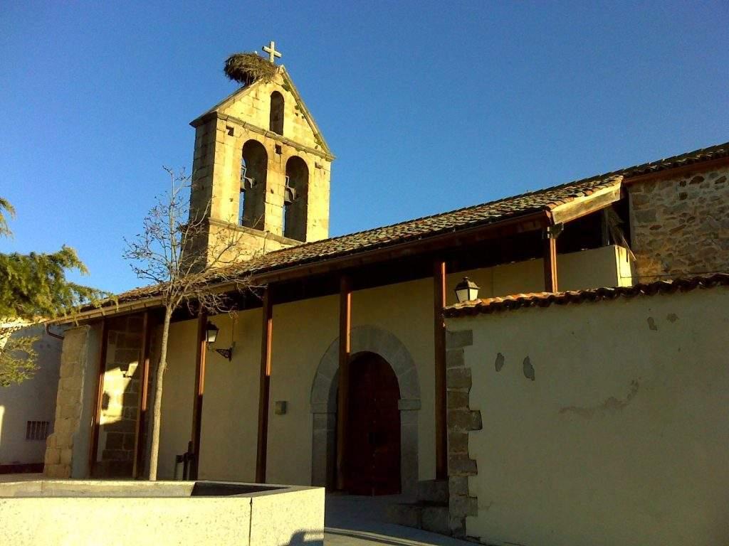 parroquia de san bartolome apostol navalafuente