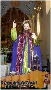 parroquia de san bartolome apostol san bartolome
