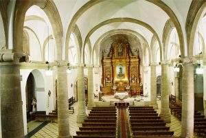 parroquia de san bartolome apostol tarazona de la mancha