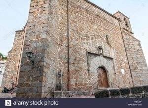 parroquia de san bartolome apostol villarejo del valle