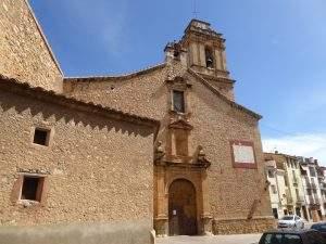 parroquia de san bartolome atzeneta del maestrat 1