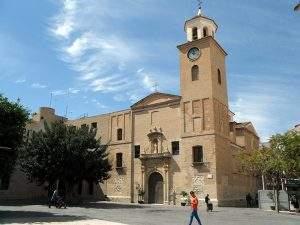 parroquia de san bartolome beniel 1