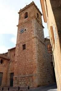 parroquia de san bartolome borriol