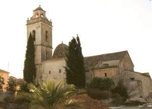 parroquia de san bartolome cogullada