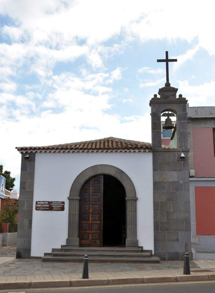 parroquia de san bartolome de geneto san cristobal de la laguna