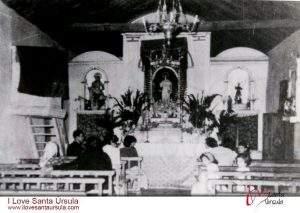 parroquia de san bartolome de la corujera santa ursula