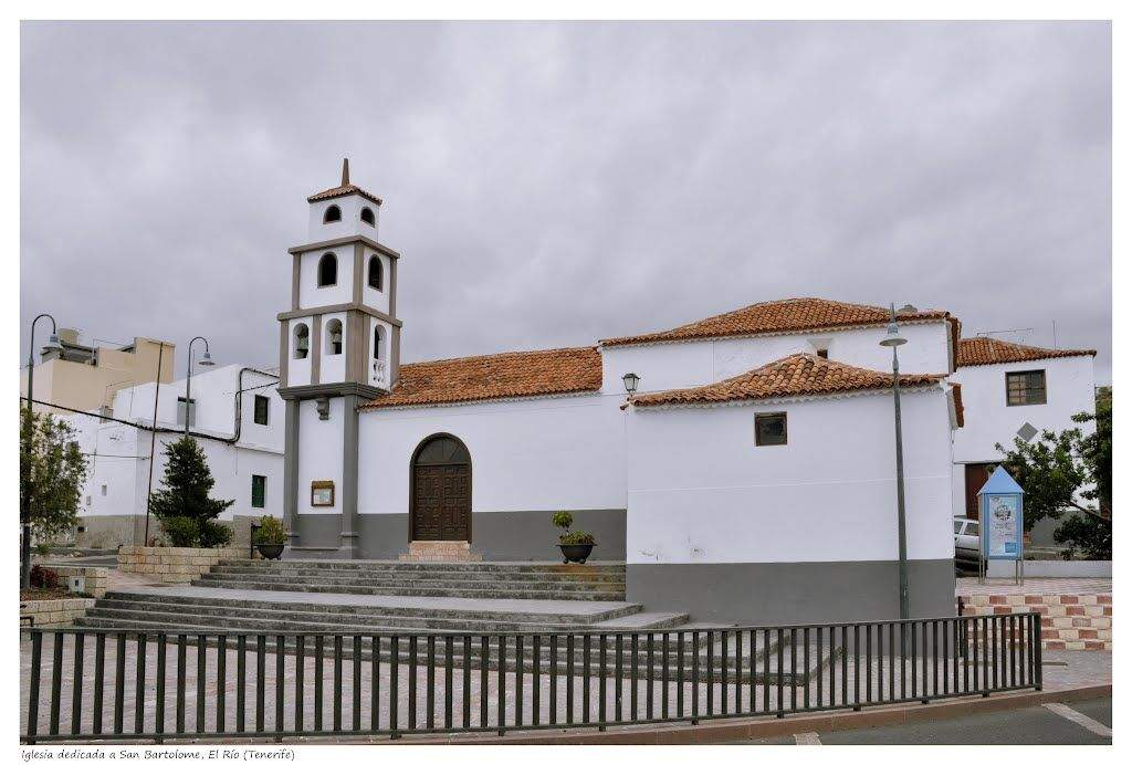 parroquia de san bartolome el rio de arico