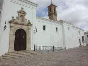 parroquia de san bartolome espejo