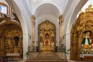 parroquia de san bartolome jerez de los caballeros