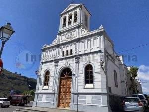 Parroquia de San Bartolomé (Las Lagunetas) (Vega de San Mateo)