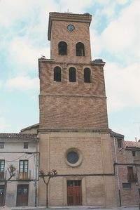 parroquia de san bartolome marcilla
