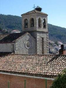 parroquia de san bartolome mijares