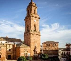 parroquia de san bartolome montoro