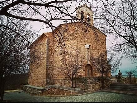 parroquia de san bartolome montroy