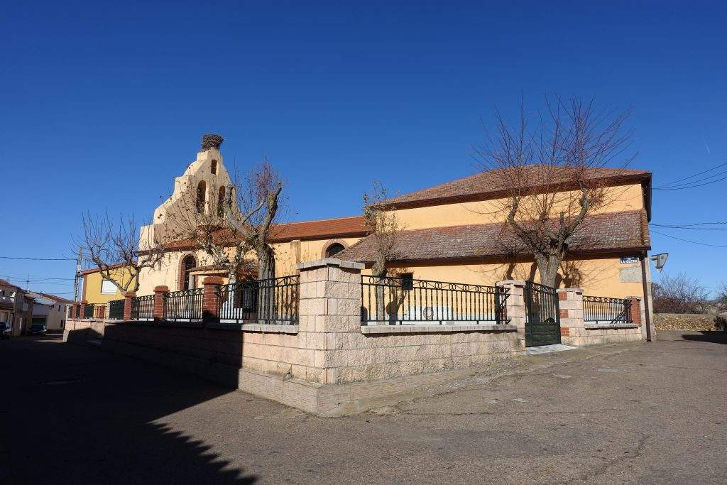 parroquia de san bartolome morasverdes
