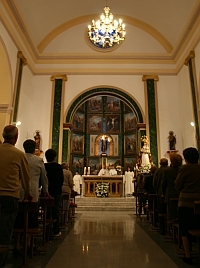 parroquia de san bartolome pozuelo