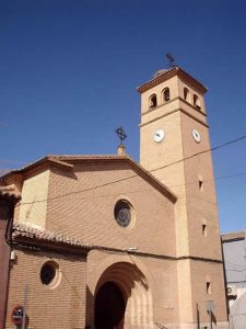 parroquia de san bartolome ribaforada