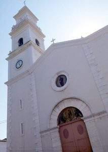 parroquia de san bartolome rotova