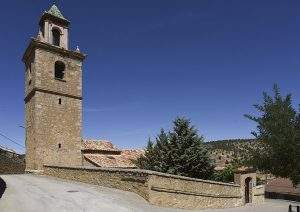 parroquia de san bartolome royuela