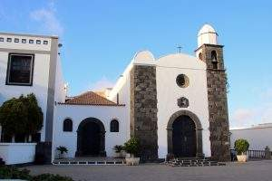 Parroquia de San Bartolomé (San Bartolomé de Lanzarote)
