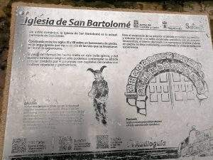Parroquia de San Bartolomé (Sepúlveda)